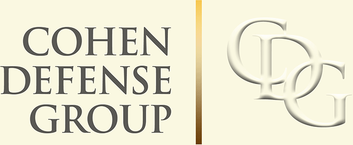 Cohen Defense Logo